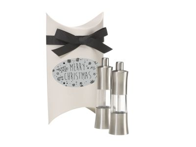 Salt & Pepper Gift Set-Merry Christmas