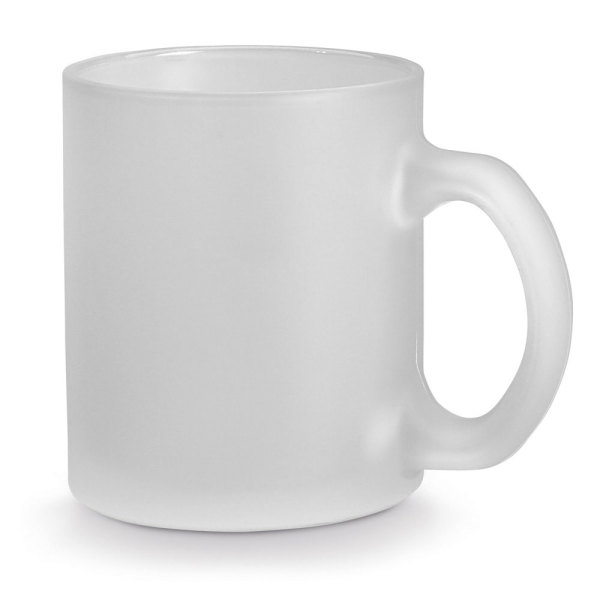 KENNY II. Glass mug 340 ml