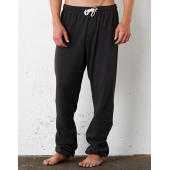 Unisex Poly-Cotton Scrunch Pant