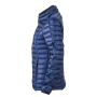 Ladies' Quilted Down Jacket - inkt/zwart
