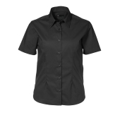 Stretch shirt | short-sleeved