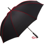 AC midsize umbrella FARE®-Seam - black-red