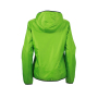Ladies' Winter Sports Jacket lente-groen/gebroken wit
