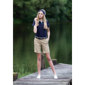 Short Chino Stretch Femme