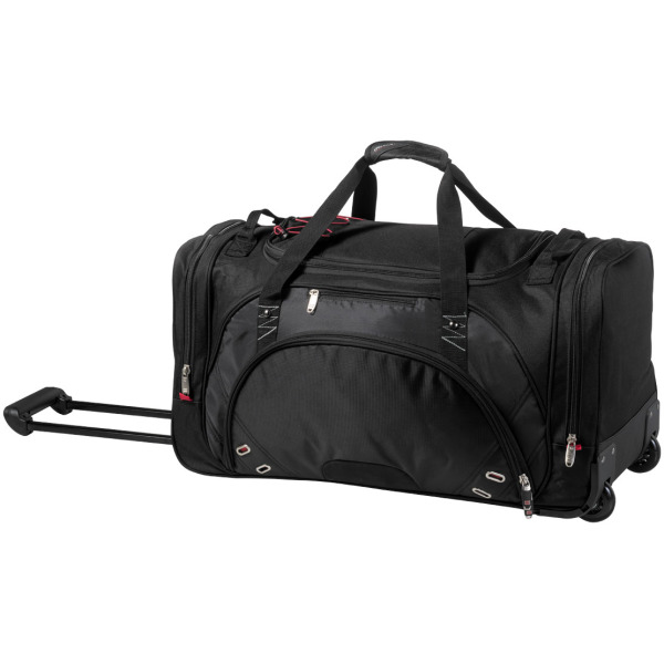 Proton duffel bag with wheels