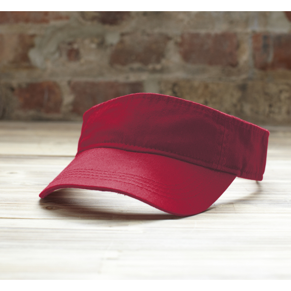 158 Visor Low-Profile Twill