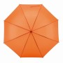 "Autom. golf umbrella,""Subway"", orange"