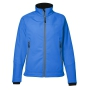 Functional soft shell jacket Blue, S