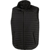 Bodywarmer thermoquilt black s
