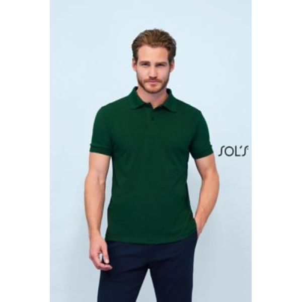 Sol's Perfect Polo Man - 11346