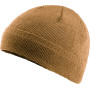 BONNET TRICOT craft brown One Size