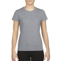 Gildan T-shirt Performance SS for her Sports Grey XXL