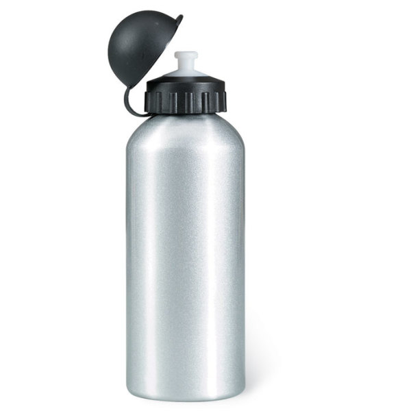 BISCING - Metalen bidon 600 ml