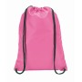 210D polyester rugzak TOWN - roze