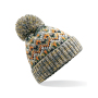Blizzard Bobble Beanie One Size Forager Fusion