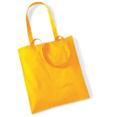Bag for life - long handles sunflower one size