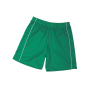 Basic Team Korte broek Junior M (122/128) Green/White