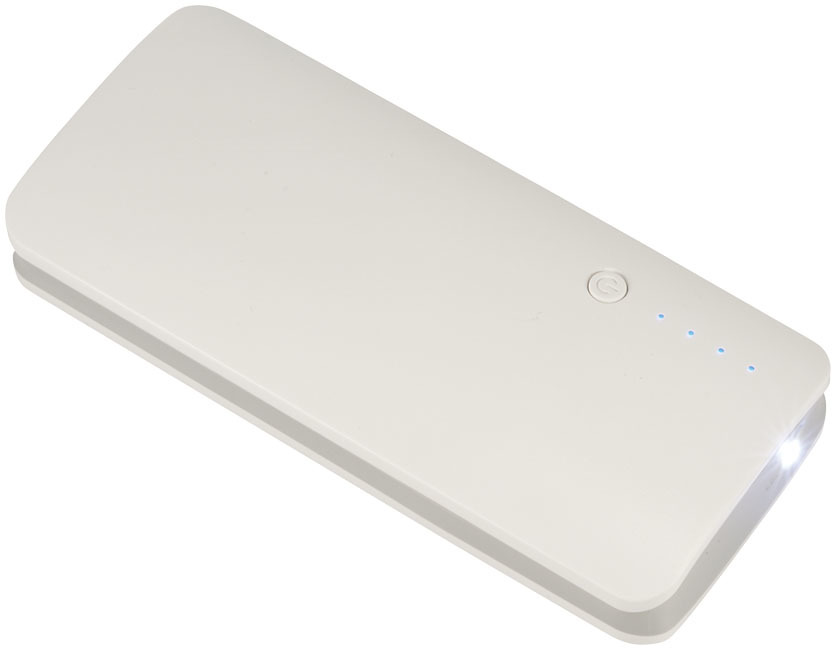Spare powerbank 10000 mAh - Wit