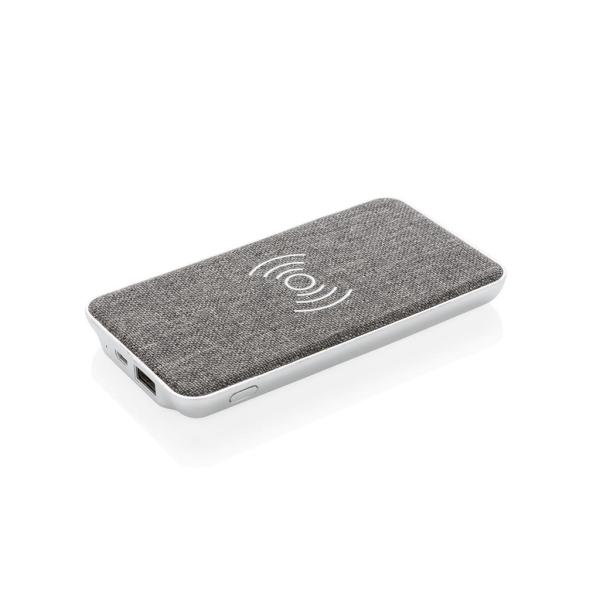 Vogue 5.000 mAh 5W draadloze powerbank