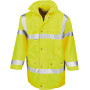 High-viz safety jacket safety yellow xxl