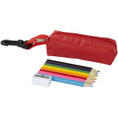 Jimbo 8-piece coloured pencil set