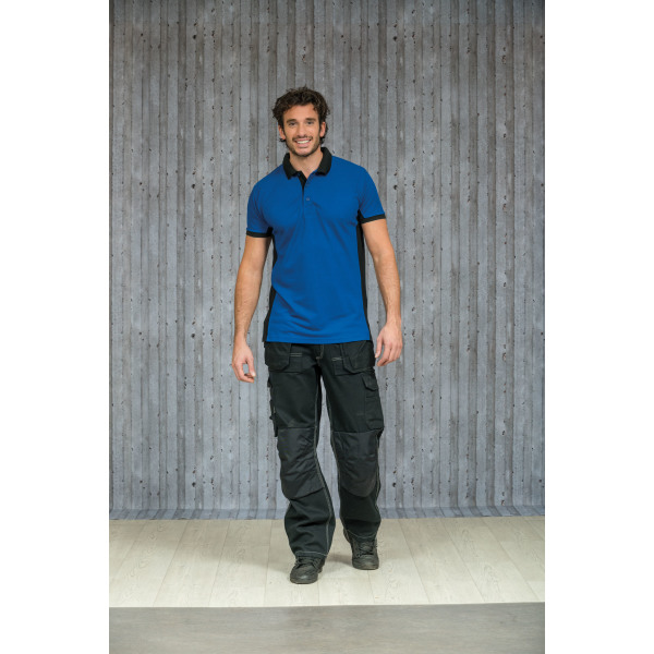 L&S Polo Workwear SS