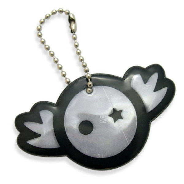 Angel Shape Reflective Soft Reflectors with Short Ball Chain