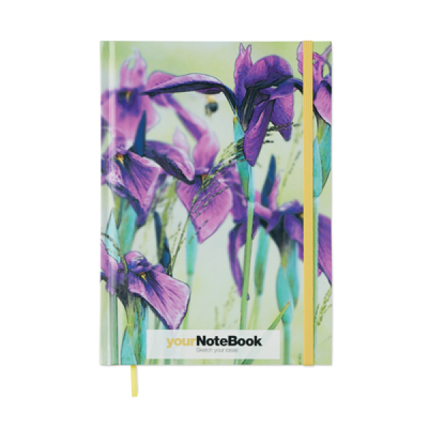 Paper cover notebook (priority)