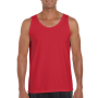 Gildan Tanktop SoftStyle for him red M