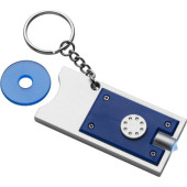 PS key holder with coin