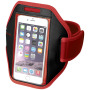 Gofax touchscreen smartphone armband - Rood