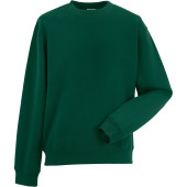 Authentic crew neck sweatshirt bottle green xxl