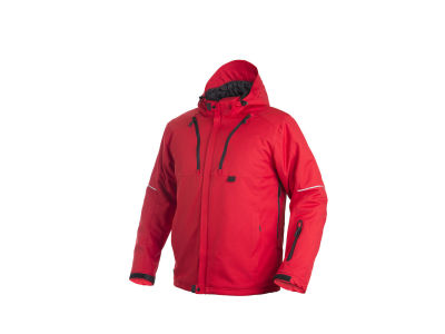 3407 3 LAYER PADDED JACKET RED 3XL