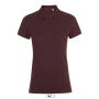Brandy Women, Oxblood/White, XXL, Sol's