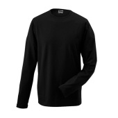 Elastic-T Long-Sleeved