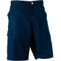 Polycotton twill shorts french navy 3xl (42 uk)