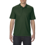 Gildan Polo Performance Double Pique SS for him forest green S