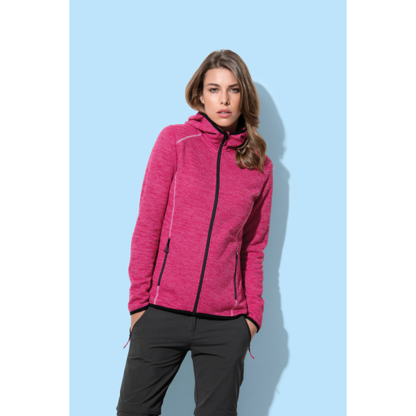 Stedman Jacket Fleece hero for her