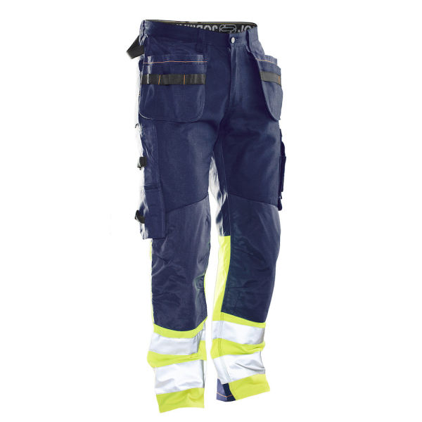 2297 Hp Trousers Cotton Hi-Vis Trousers HP