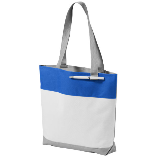 Bloomington colour-block convention tote bag