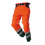 Werkbroek ISO20471 Bicolor 503002 Fluor Orange-Green 58