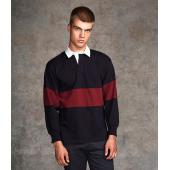 Panelled Rugby Shirt