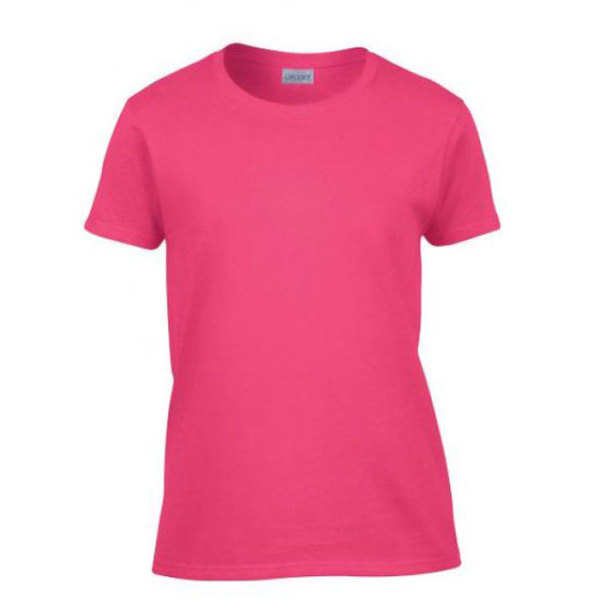 LADIES HEAVY COTTON 5000L - Dames t-shirt 185 g/m²