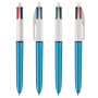 4 Colours Shine BP LP metallic blue_UP_white_RI black