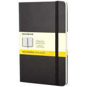 Classic PK hard cover notitieboek - ruitjes