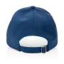Impact 6 panel 280gr gerecycled katoenen cap met AWARE™ trac