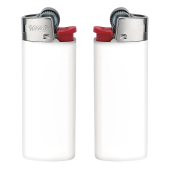 J25 Lighter BO opaque white_BA white_FO red_HO chrome