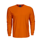 Projob 2017 T-SHIRT LS ORANGE 4XL