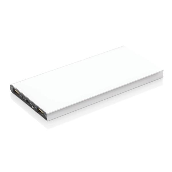8.000 mAh powerbank, zwart