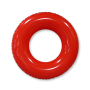 24-inch Inflatable Swimming Rings for Children